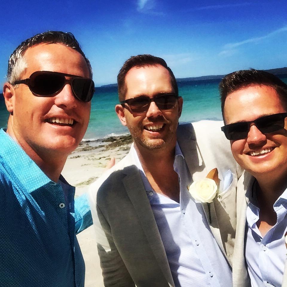 Greenfields Beach Wedding