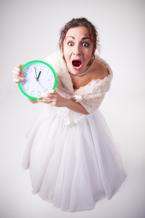 Wednesday Super Tip – Brides Stress Less